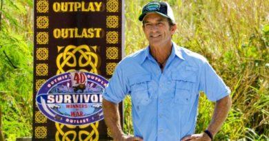 Survivor 41: Jeff Probst
