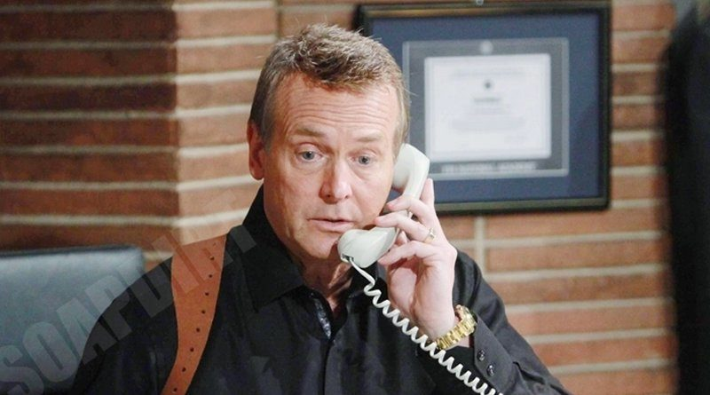 Young and the Restless Comings & Goings: Paul Williams (Doug Davidson)