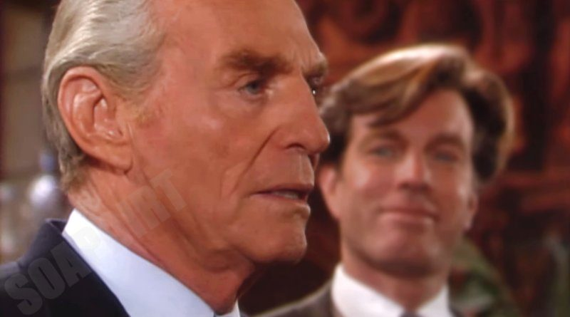 Young and the Restless: Jack Abbott (Peter Bergman) - John Abbott (Jerry Douglas)