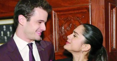 Young and the Restless: Kyle Abbott (Michael Mealor) - Lola Rosales (Sasha Calle)