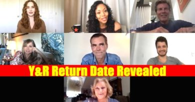 Young and the Restless: Return Date New Episodes