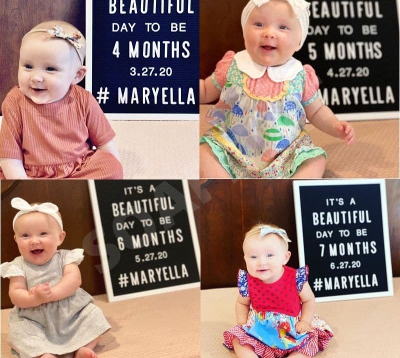 Counting On: Baby Maryella