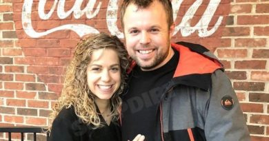 Counting On: Abbie Duggar - John David Duggar