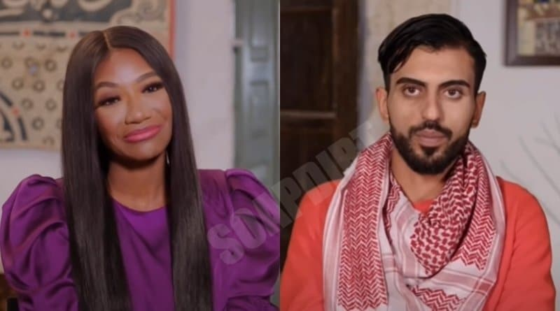 90 Day Fiance: The Other Way - Brittany Banks - Yazan Abo Horira