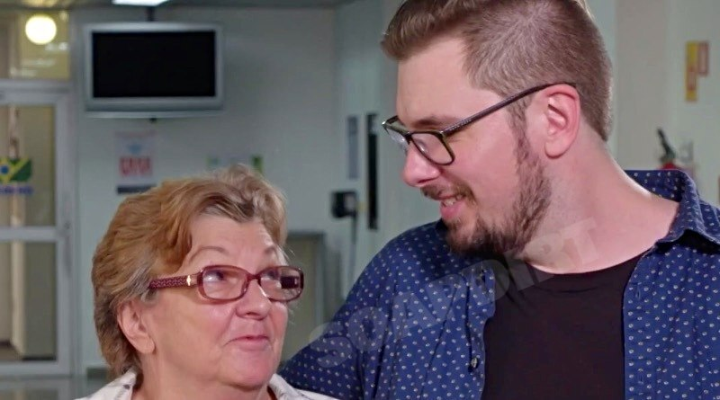 90 Day Fiance: Happily Ever After-Debbie Johnson-Colt Johnson