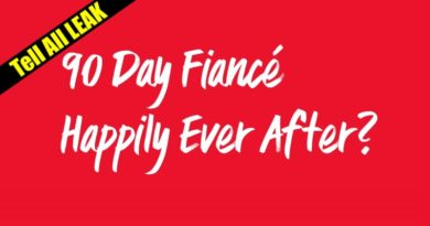 90 Day Fiance: Happily Ever After Tell-All