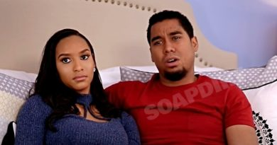 90 Day Fiance: Pedro Jimeno - Chantel Everett
