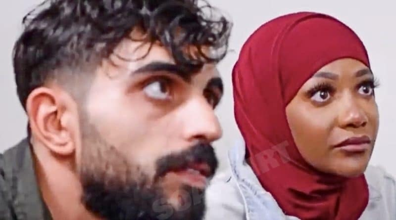 90 Day Fiance: The Other Way - Yazan Abo Horira - Brittany Banks