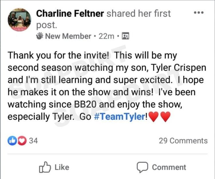 Big Brother: Tyler Crispen