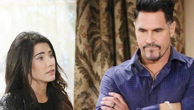 Bold and the Beautiful Spoilers: Bill Spencer (Don Diamont) - Steffy Forrester (Jacqueline MacInnes Wood)