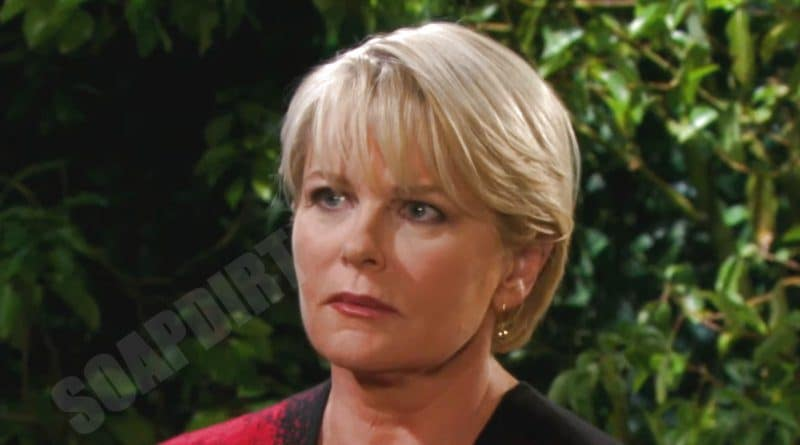 Days of Our Lives Comings & Goings: Adrienne Kiriakis (Judy Evans) - Bonnie Lockhart (Judi Evans)
