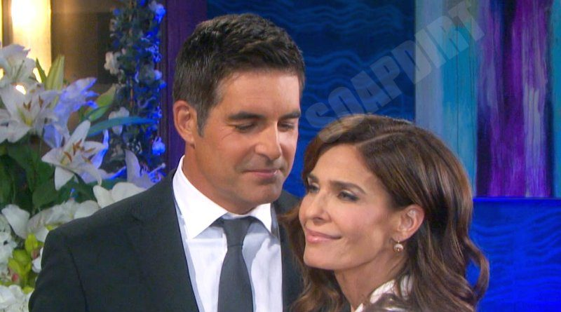 Days of Our Lives Comings & Goings: Hope Brady (Kristian Alfonso) - Rafe Hernandez (Galen Gering)