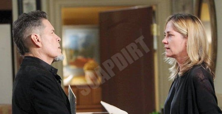 Days of our Lives Comings Goings: Eve Donovan (Kassie DePaiva) - Eduardo Hernandez (A Martinez)