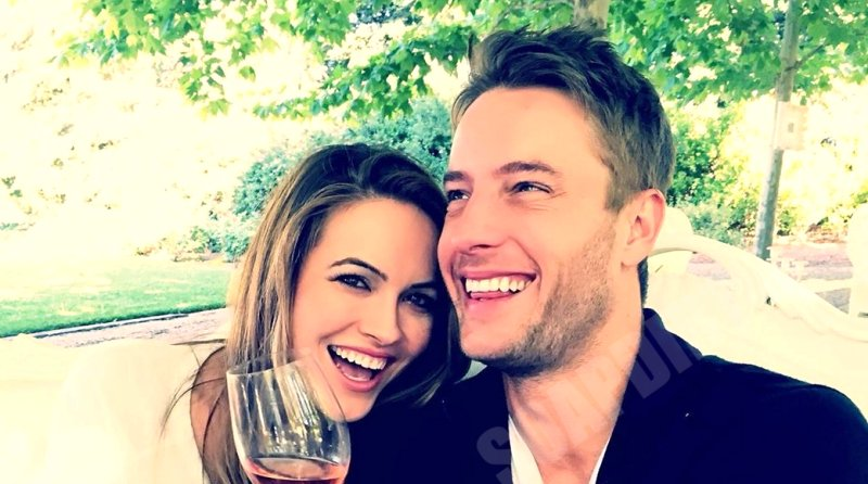 Days of our Lives: Jordan Ridgeway (Chrishell Stause) - Young and the Restless: Adam Newman (Justin Hartley)