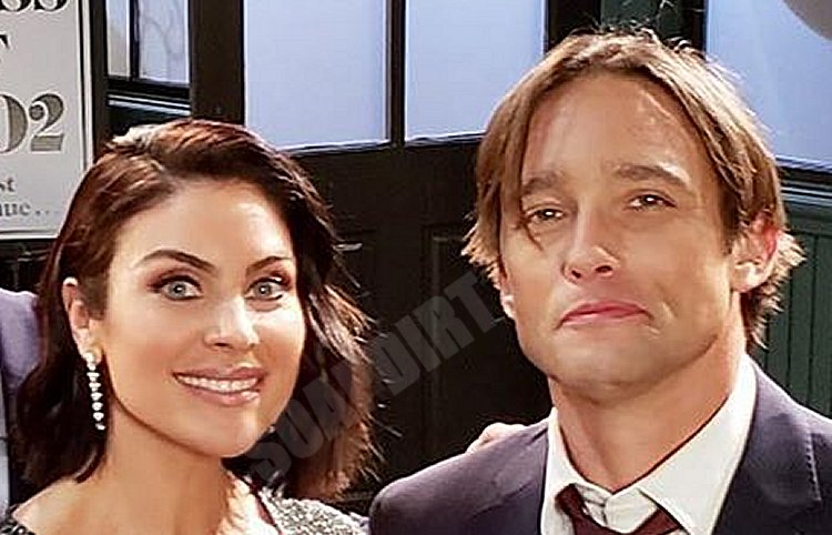 Days of Our Lives Spoilers: Chloe Lane (Nadia Bjorlin) - Philip Kiriakis (Jay Kenneth Johnson)