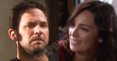 Days of Our Lives Spoilers: Jake Lambert (Brandon Barash) - Gwen (Emily O'Brien)