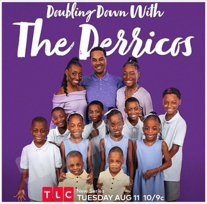 Doubling Down with the Derricos: Karen Derrico - Deon Derrico