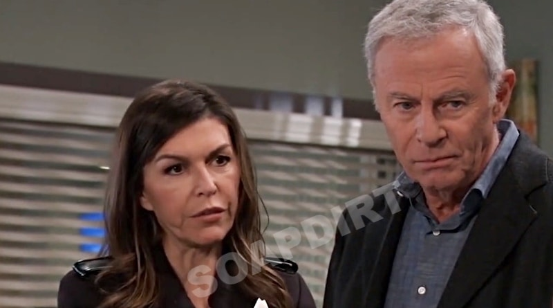 General Hospital Will Robert And Anna End Up Together Again Soap Dirt