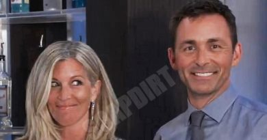 General Hospital: Carly Corinthos (Laura Wright) - Valentin Cassadine (James Patrick Stuart)