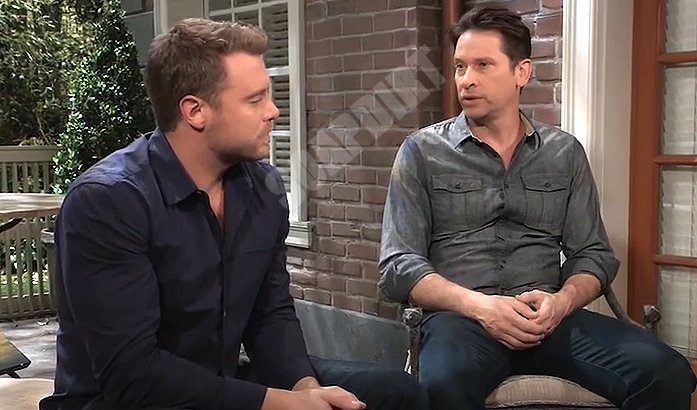 General Hospital: Drew Cain (Billy Miller) - Franco Baldwin (Roger Howarth)