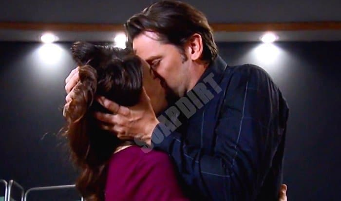 General Hospital: Elizabeth Webber (Rebecca Herbst) - Franco Baldwin (Roger Howarth)