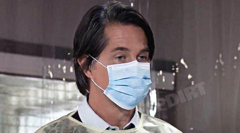 General Hospital: Hamilton Finn (Michael Easton)