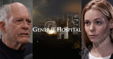 General Hospital: Mike Corbin (Max Gail) - Nelle Hayes (Chloe Lanier)