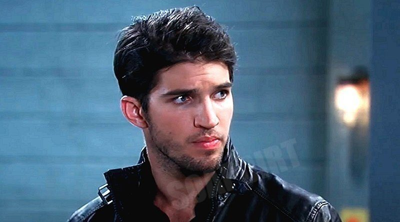 General Hospital: Morgan Corinthos (Bryan Craig)