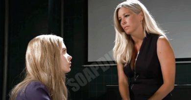 General Hospital: Carly Corinthos (Laura Wright) - Nelle Hayes ( Chloe Lanier)