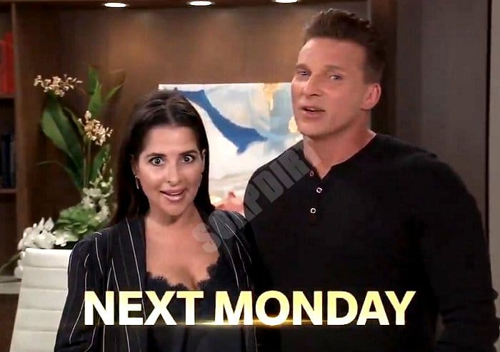 General Hospital: Sam McCall (Kelly Monaco) - Jason Morgan (Steve Burton)