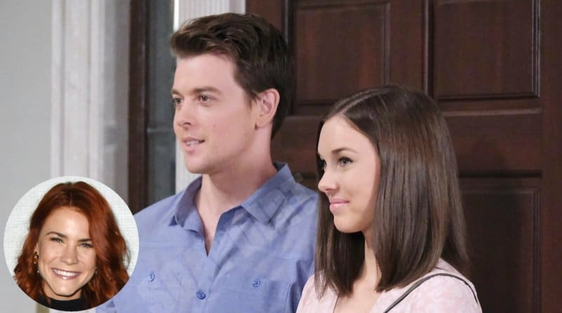 General Hospital Spoilers: Willow Tait (Katelyn MacMullen) - Michael Corinthos (Chad Duell) - Courtney Hope