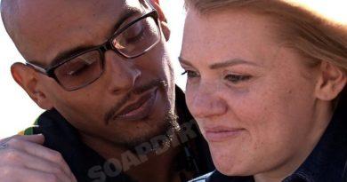 Love After Lockup: Brittany Dodd Santiago - Marcellino Santiago