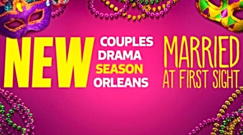 Married at First Sight: logo - New Orleans