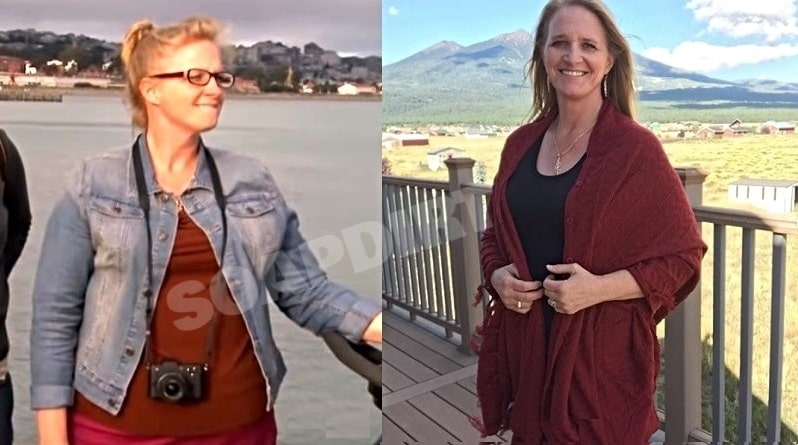Sister Wives: Christine Brown Before and After Weight Loss