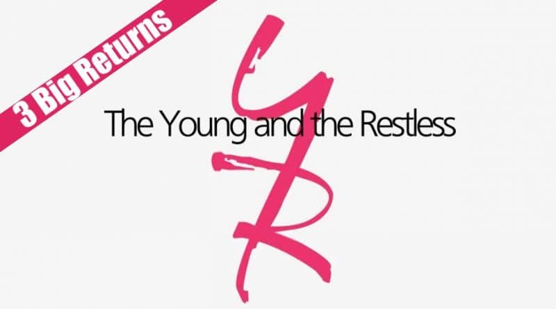 Young and the Restless: Comings and Goings