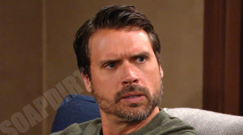 Young and the Restless: Nick Newman (Joshua Morrow)