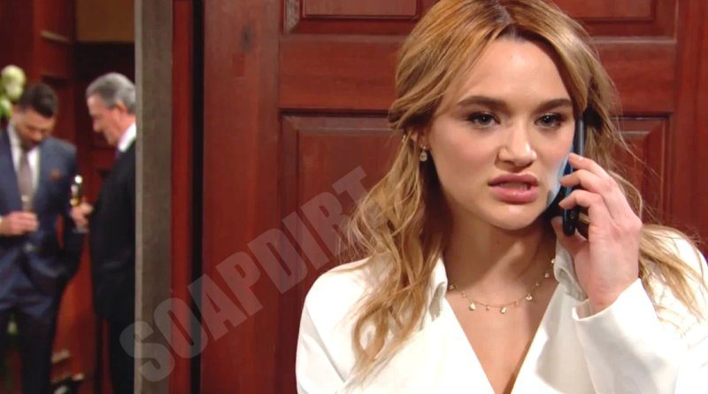 Young and the Restless Spoilers: Summer Newman (Hunter King)