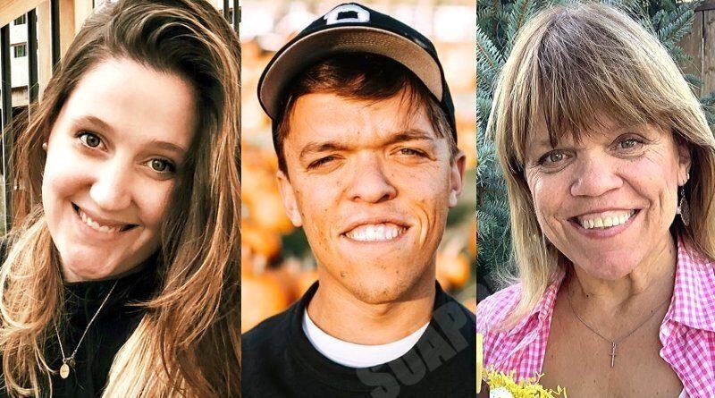 Little People, Big World: Tori Roloff - Zach Roloff - Amy Roloff
