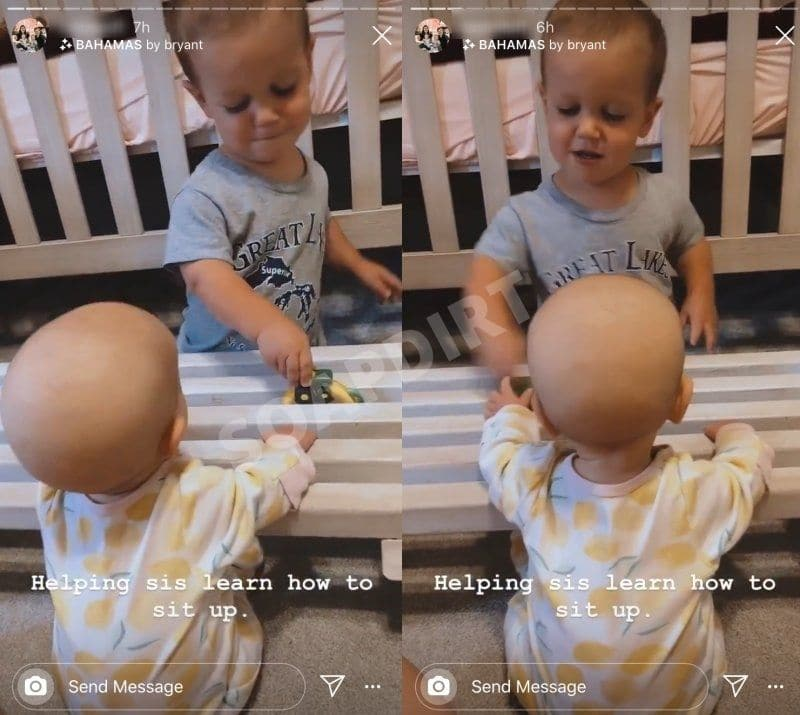 Little People, Big World: Jackson Roloff - Lilah Ray Roloff