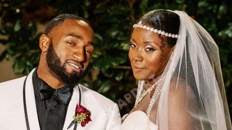 Married at First Sight: Amani - Woody