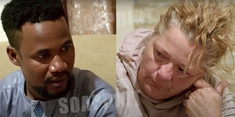 90 Day Fiance: Usman Umar - Lisa Hamme - Before The 90 Days