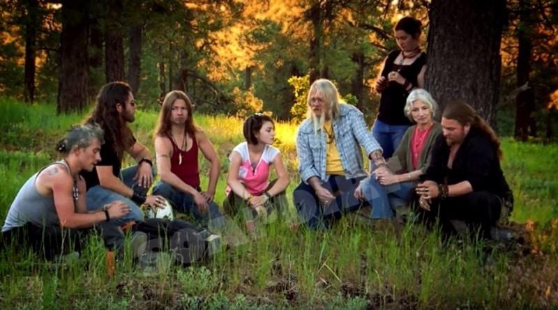 Alaskan Bush People Family Picture