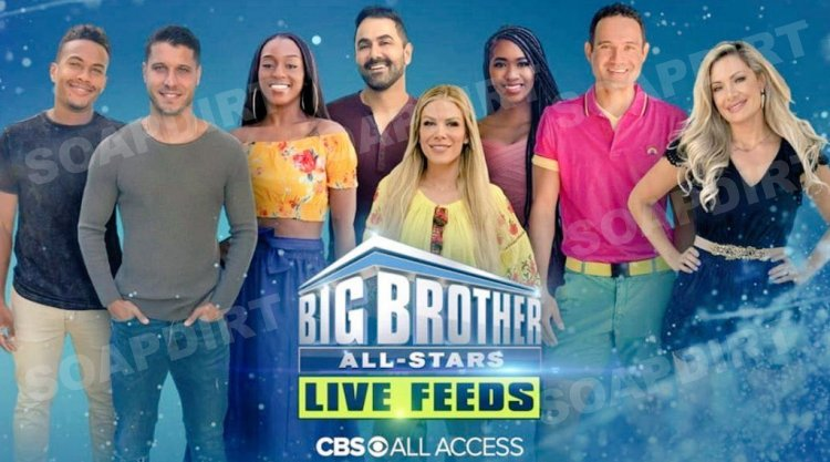 Big Brother 22; David Alexander - Cody Calafiore - Da'Vonne Rogers - Kaysar Ridha - Bayleigh Dayton - Daniele Donato - Kevin Cambpell - Janelle Pierzina