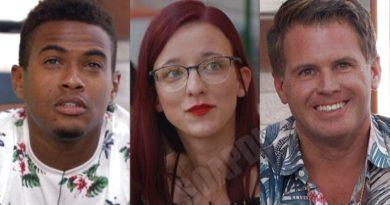 Big Brother 22: David Alexander - Nicole Anthony - Memphis Garrett