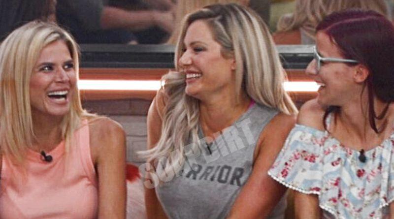 Big Brother: Janelle Pierzina - Keesha Smith - Nicole Anthony - BB22