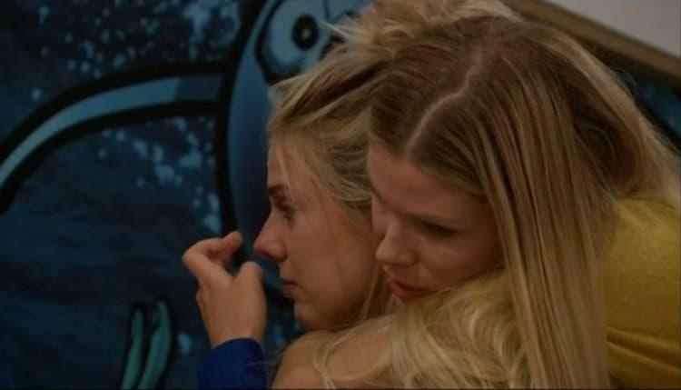 Big Brother: Nicole Franzle - Daniele Donato Briones