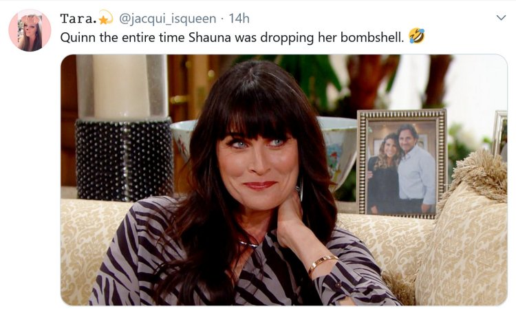 Bold and the Beautiful: Quinn Fuller (Rena Sofer)