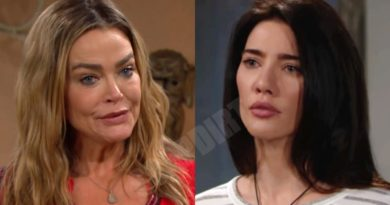 Bold and the Restless Spoilers: Shauna Fulton (Denise Richards) - Steffy Forrester (Jacqueline MacInnes Wood)