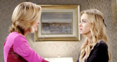 Days of Our Lives Comings & Goings: Eve Donovan (Kassie DePaiva) - Claire Brady (Olivia Rose Keegan)
