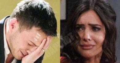 Days of our Lives Spoilers: Ben Weston (Robert Scott Wilson) - Gabi Hernandez (Camila Banus)